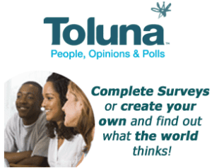 Tolune online surveys