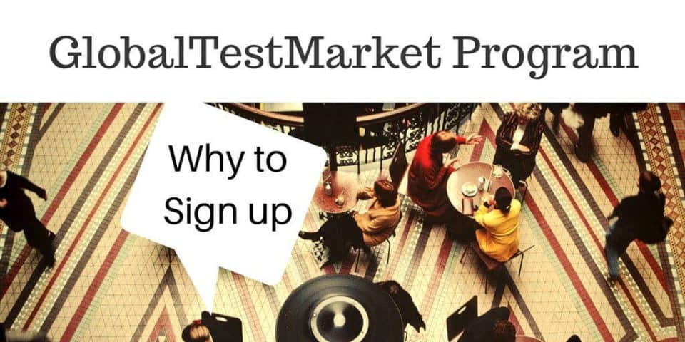 Global Test Market | Review | Why you should Sign Up