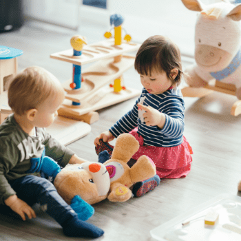 How to save money on Christmas Gifts for Babies and Toddlers