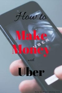 How to Make Money with Uber