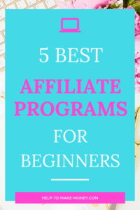 Here are The Best Affiliate programs for new bloggers. This post is great for begenners in the affiliate marketing business. Click through to learn more.