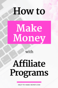 Best affiliate programs for begginers. Discover how you can make money at home with affiliate marketing. Bloggers and no bloggers may make extra income with affiliate marketing.