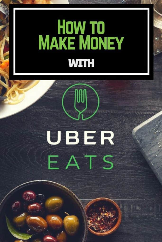 Looking for a an extra income? Make Money with UberEats! Deliver food on your spare time and earn some extra money