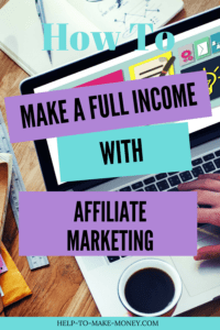 Do you know you can Make Passive Income with Affiliate Programs. Learn in this post evything you  need to know about affiliate marketing to start making money at home online. Click to learn more.