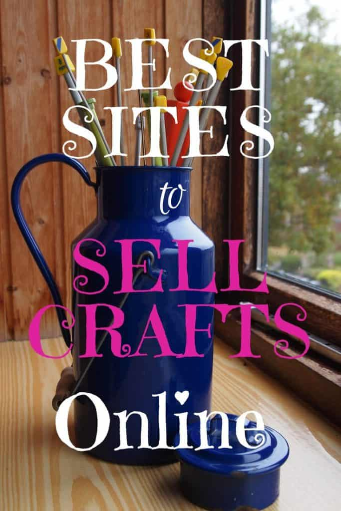 How to sell crafts online