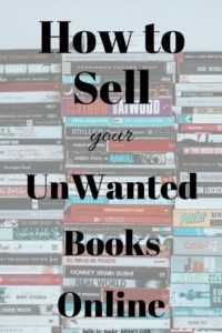 Sell Used Books for Cash. Learn in this post how to do it and the best places to sell them.