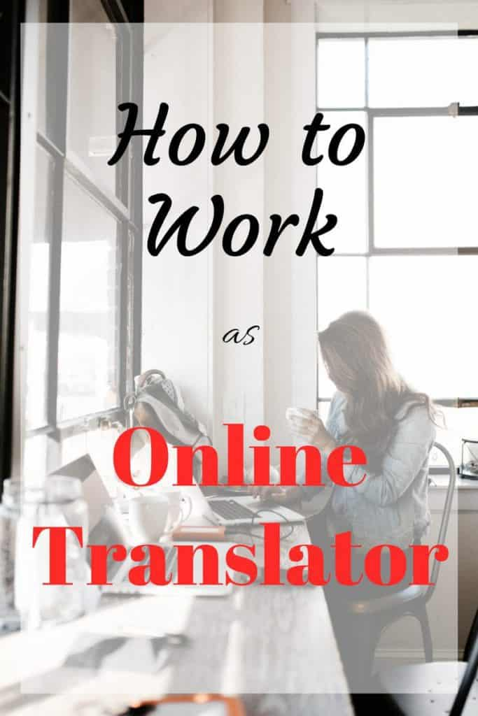 Online Translator Jobs