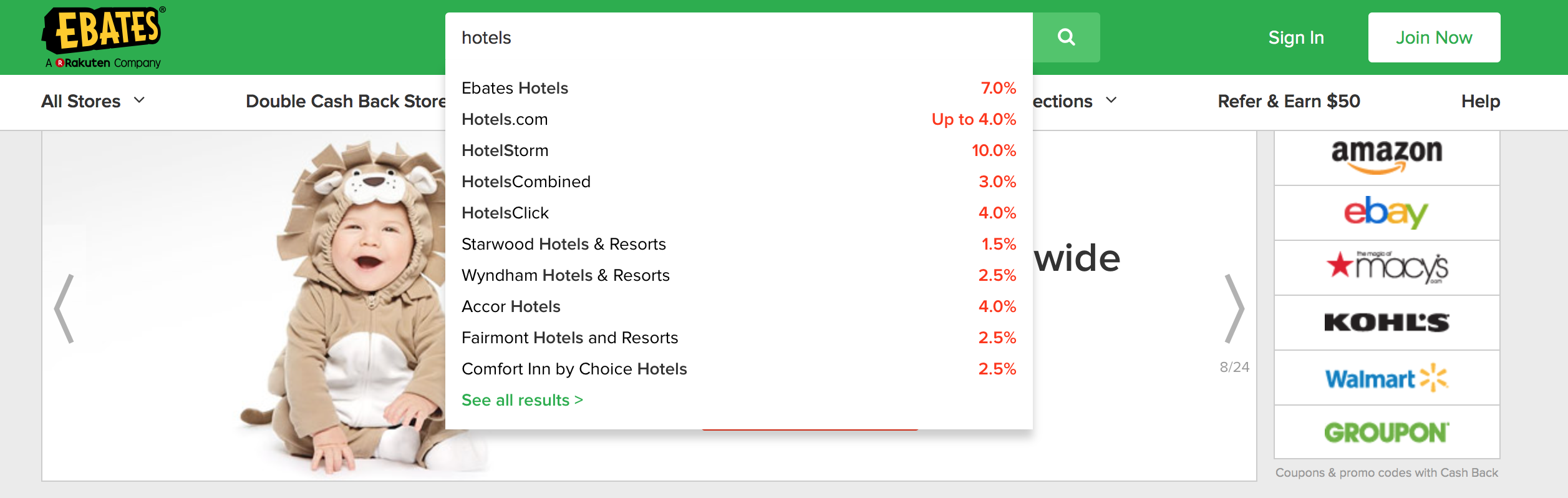 Ways to save money on Hotels