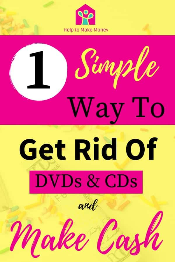 Get rid of your old and unwanted DVDs and CDs and earn money. You can sell your CDs and DVDs online for cash. Check this post out to learn how you can get paid for your movies and music. There is more than one place to sell them online. Make Cash Today