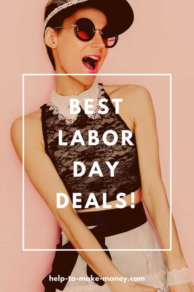 Online Labor Day Deals
