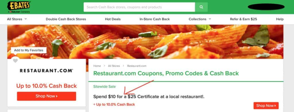 How to Save Money on restaurant on your Thaksgiving Trip