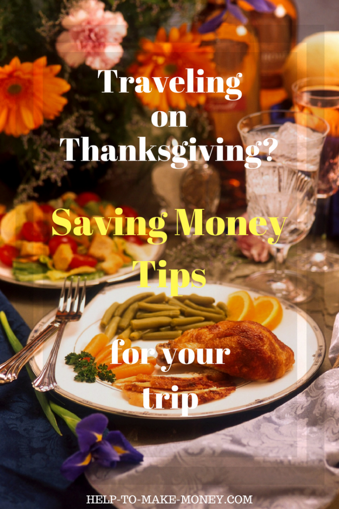 How to Save Money on your Thanksgiving Travel