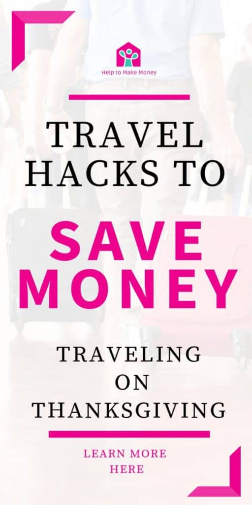 Are you Traveling on Thanksgiving? Let me tell you how you can save money on your Thanksgiving Travel by using one App. You can save a lot of money on your flight tickets, hotel rooms, cars rental and restaurants. You may also get cash back on all your reservations and purchases. This is on of the best travel hacks for saving money you may find. Click through to learn how!