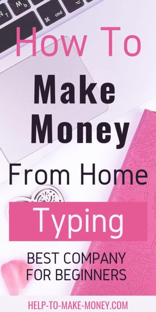 Looking for online jobs to work from home? If so, you can make money typing from home. Best company for new transcribers here!