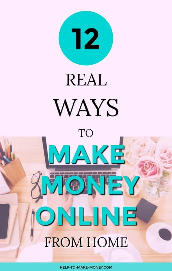 Real Ways to Make Money Online from Home