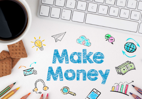 12 Real ways to Make Money Online From Home. Check this post out to learn how you can make money from home using a computer.