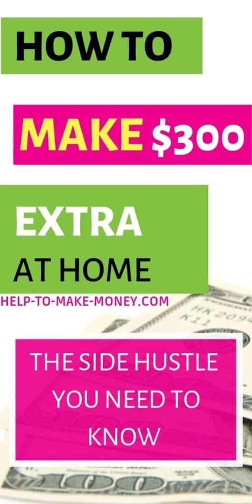 Make extra money at home testing websites
