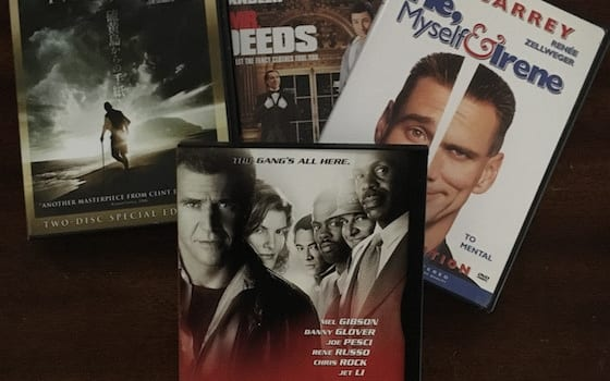 Sell your DVDs Online for Cash