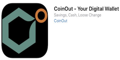 Logo of CoinOut the app