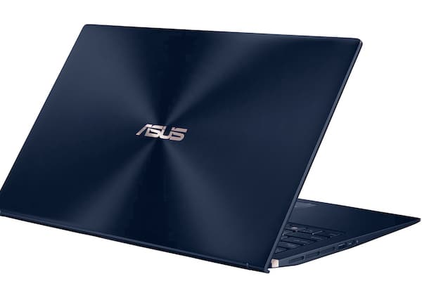 Black Asus Notebook